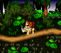 Donkey Kong Country - shiny rambi - User Screenshot